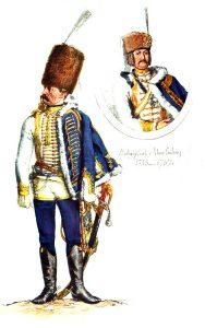 Prussian Husaren-Regiment von Wartenberg