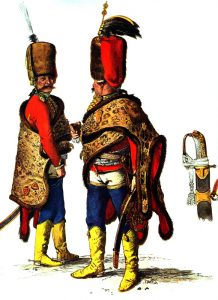 Prussian Husaren-Regiment von Zieten No 2