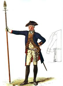 Prussian Infantry Regiment Markgraf Karl No 19