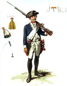 Prussian Infantry Regiment Alt- Braunschweig