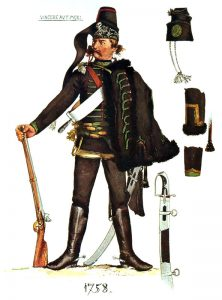 Prussian Husaren-Regiment von Belling No 8
