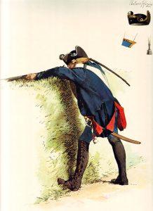 Prussian Infantryman