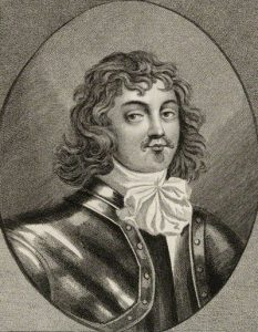 Lord Wilmot the Royalist Commander at the Battle of Roundway Down on 13th July 1643