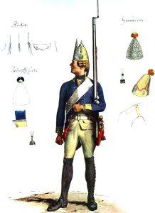 Prussian Füsilier-Regiment Prinz Heinrich No 35