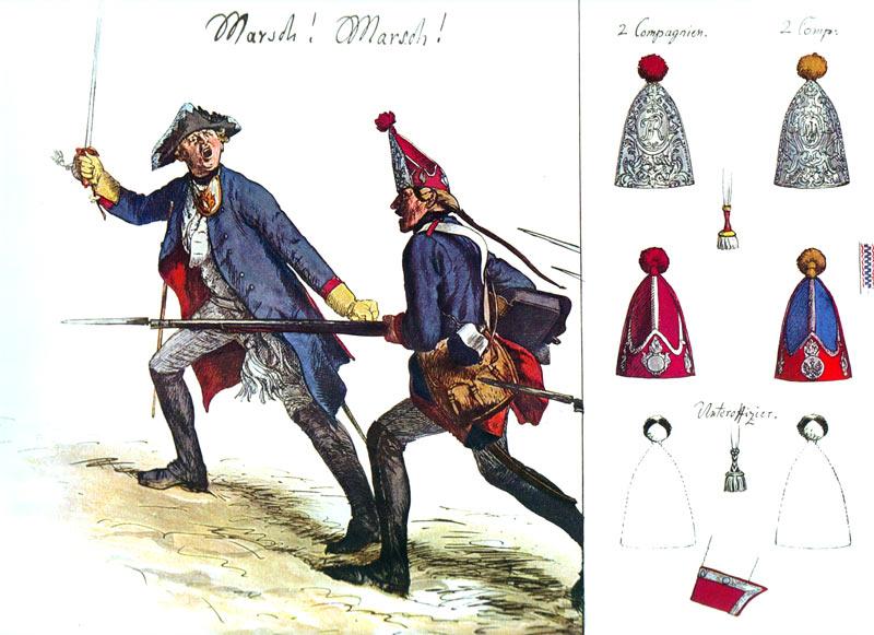 Prussian Königsbergsches Grenadier