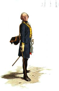 Prussian Füsilier-Regiment von Rohr No 47