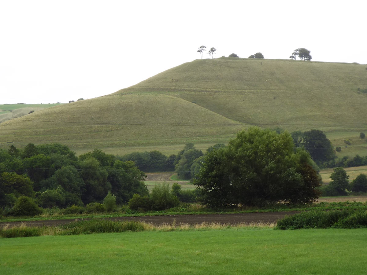 Roundway Down: Battle of Roundway Down 13th July 1643 during the English Civil War