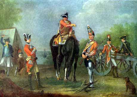 British Regiments