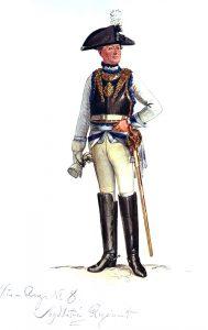 Prussian Kürassier-Regiment von Seyldlitz No 8