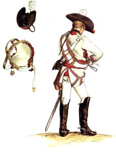 Prussian Kürassier-Regiment Prinz Schönaich No 9