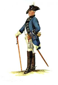 Prussian Dragoner-Regiment Württemberg No 12