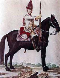 Dragoons von Veltheim