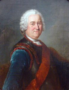 Field Marshal James Keith, Frederick the Great's general