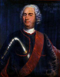 Field Marshal Kurt von Schwerin