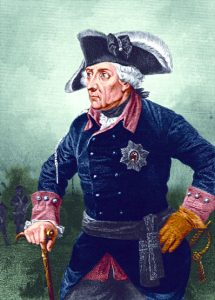 Frederick the Great King of Prussia