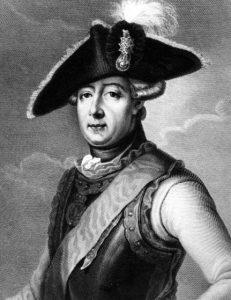 General Freidrich Wilhelm von Seydlitz
