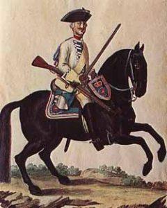 Horse von Walthausen