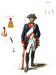Prussian Infantry Regiment von Lehwaldt No 14