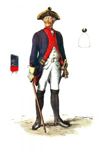 Prussian Infantry Regiment von Kanitz No 2