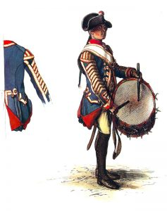 Prussian Infantry Regiment von Hülsen No 21