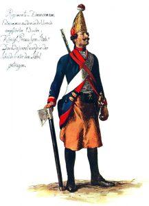 Prussian Infantry Regiment Fürst Moritz No 22