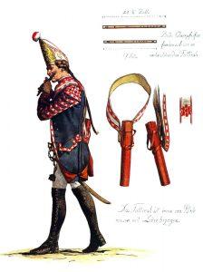Prussian Infantry Regiment von Meyerinck No 26