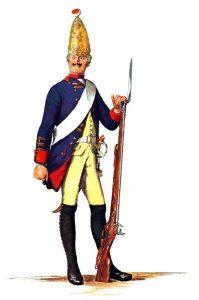 Prussian Grenadier-Garde von Retzow No 6