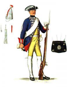 Prussian Königs Leibgarde