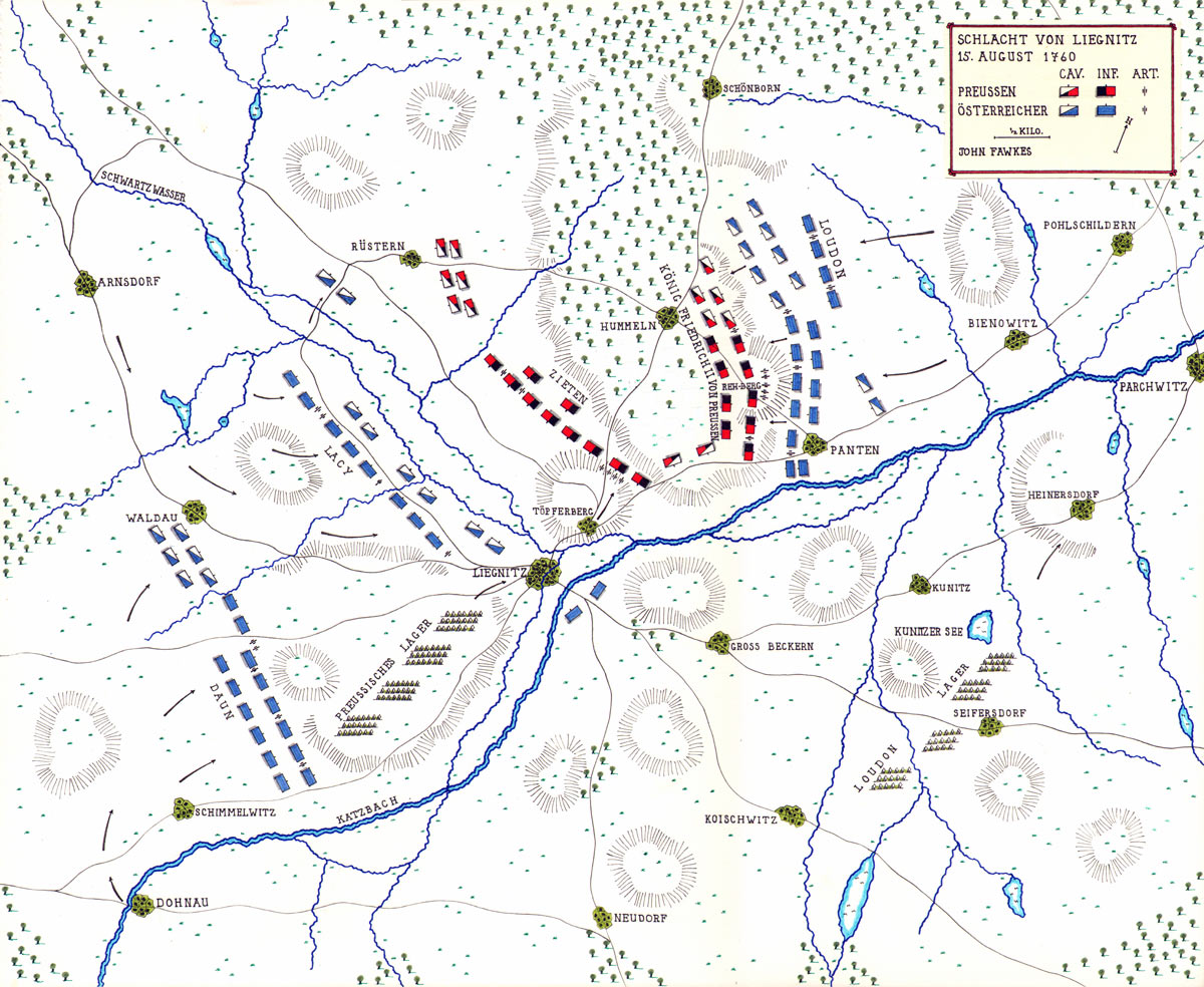 Battle of Liegnitz