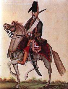 Luckner's Hussars