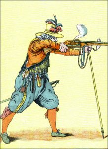 Musketeer of the English Civil War