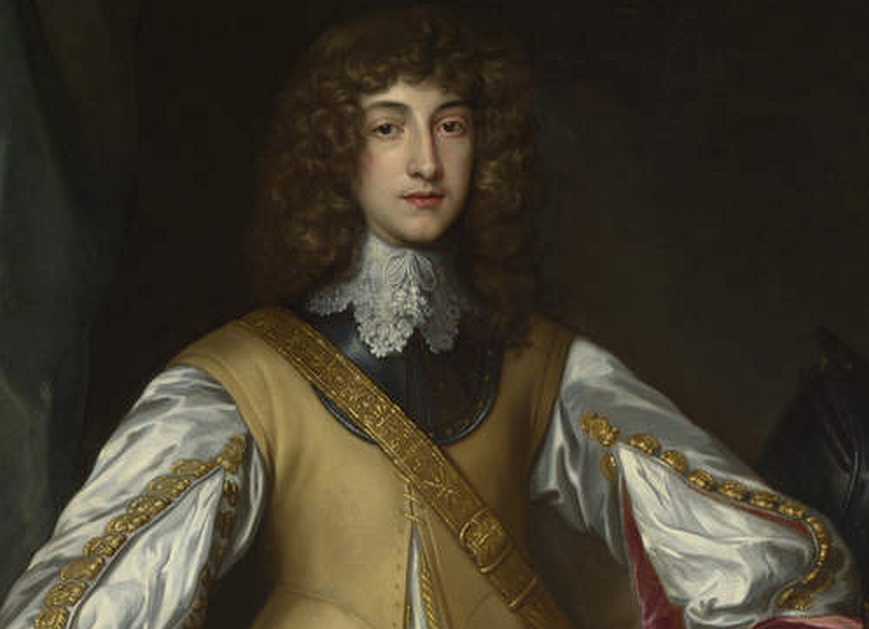 Prince Rupert Royalist Commander of the army that stormed Bristol on 26th July 1643 in the English Civil War
