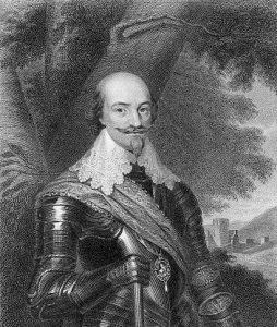 Robert Bertie, First Earl of Lindsey, Lord General of King Charles I's army
