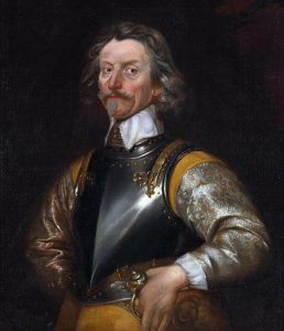 Sir Jacob Astley, Sergeant Major General of the Royalist Foot