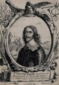 Sir William Waller Parliamentary commander at the Battle of Cropredy Bridge on 29th June 1644 in the English Civil War