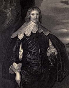 The Earl of Newcastle Royalist commander the Battle of Marston Moor 2nd July 1644 in the English Civil War