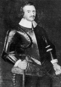 Sir William Waller: Parliamentary commander at the Second Battle of Newbury 27th October 1644 during the English Civil War