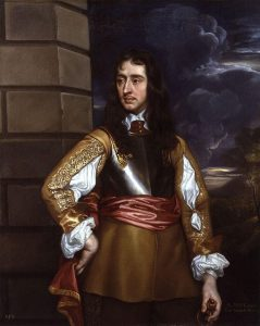 Spencer Compton 2nd Earl of Northampton: Battle of Lostwithiel 11th August to 2nd September 1644 in the English Civil War