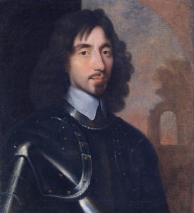 Sir Thomas Fairfax Parliamentary commander at the Battle of Naseby 14th June 1645 during the English Civil War
