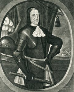 Sir Marmaduke Langdale commander of the Royalist left wing at the Battle of Naseby 14th June 1645 during the English Civil War
