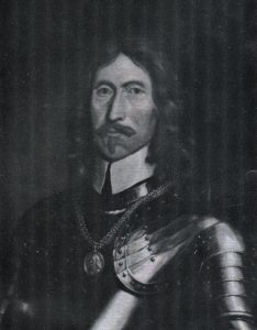 Colonel Sir Marmaduke Rawdon commander of the Basing House garrison from 1643 to 1st May 1645: Siege of Basing House 1642 to 1645 during the English Civil War