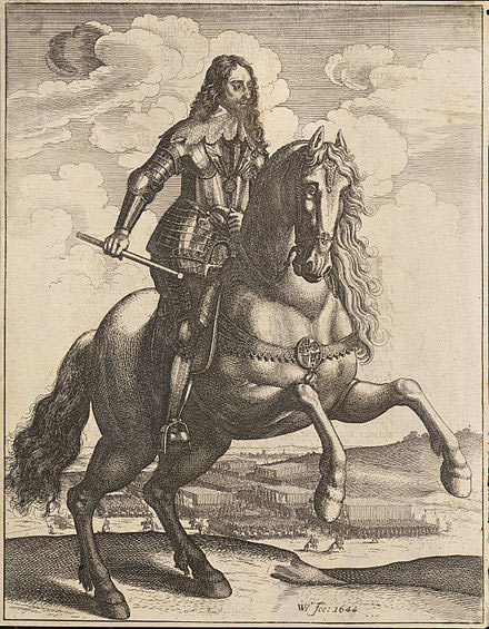 Charles I, Civil War and the Restoration