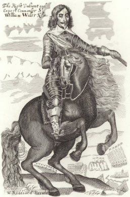 Sir William Waller Parliamentary commander of the first major assault on Basing House: Siege of Basing House 1642 to 1645 during the English Civil War
