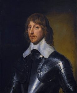 General George Goring Royalist commander: Battle of Wakefield 20th May 1643 in the English Civil War
