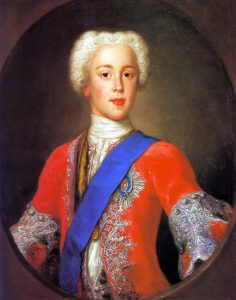 Prince Charles Edward Stuart: Battle of Culloden 16th April 1746 in the Jacobite Rebellion
