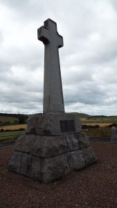 Memorial to the dead of the Battle of Flodden 9th September 1513