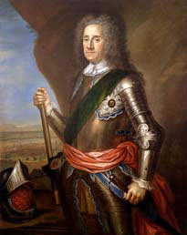 George Hamilton Earl of Orkney: Battle of Ramillies 12th May 1706 in the War of the Spanish Succession
