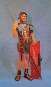 Roman Legionary: Battle of Medway June 43AD