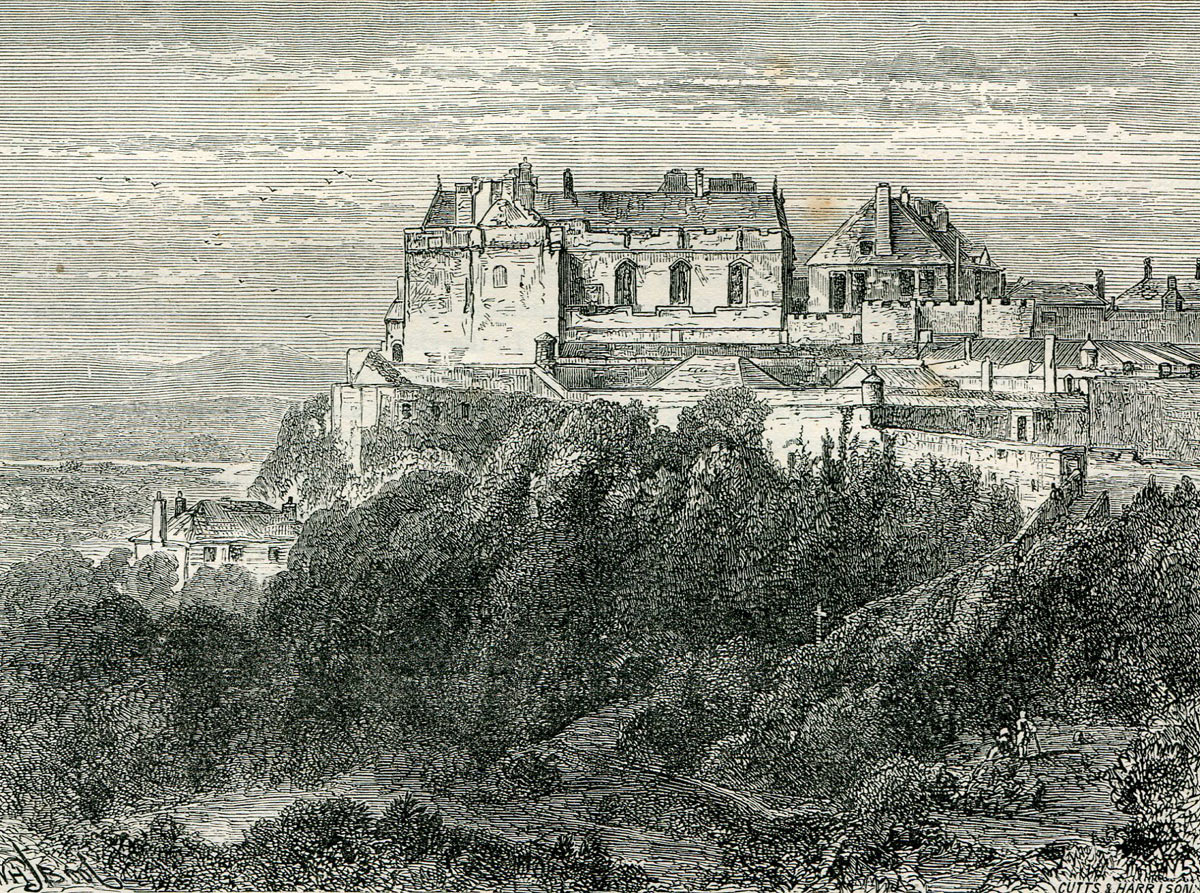 Stirling Castle: Battle of Bannockburn 23rd and 24th June 1314
