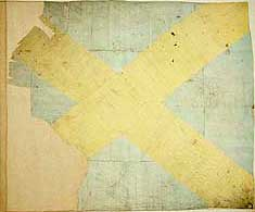 Standard of the Appin Stewarts: Battle of Culloden 16th April 1746 in the Jacobite Rebellion
